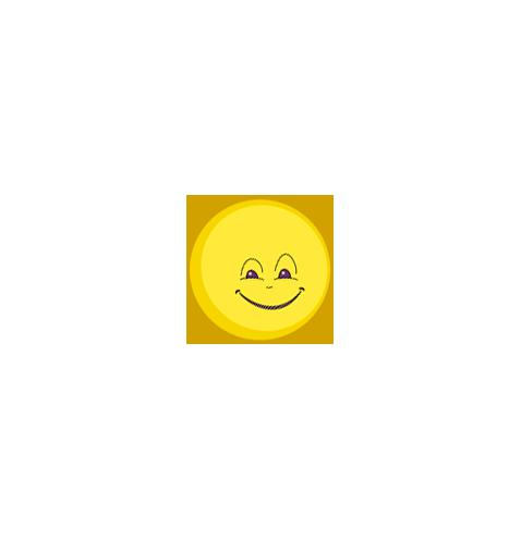 Солнце мультяшное